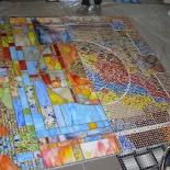 Különleges mozaikkép