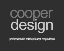 cooperdesign - professzionális belsőépítészeti megoldások