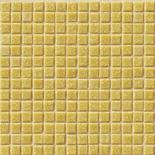 Banán üvegmozaik 1x1