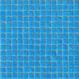 Encián üvegmozaik 1x1