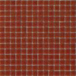 Hibiscus üvegmozaik 1x1