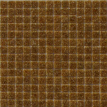 Kávé üvegmozaik 1x1