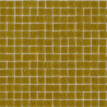 Mustár üvegmozaik 1x1