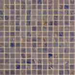 XG40 lila arannyal futtatott üvegmozaik 1x1