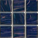 KG48 aranyos üvegmozaik