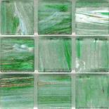 GY41  arannyal futtatott márványos üvegmozaik