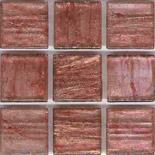 GY96  arannyal futtatott márványos üvegmozaik