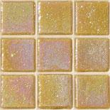 KR22  gyöngyházfényű üvegmozaik