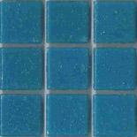 Encián üvegmozaik