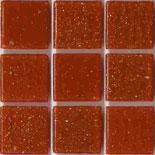 Málna üvegmozaik
