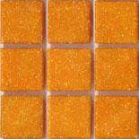 Narancs üvegmozaik