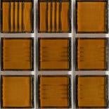 TA43 transzparens üvegmozaik