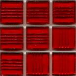 TC99 transzparens üvegmozaik
